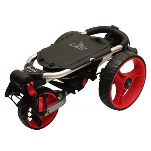 Axglo Trilite 3 Wheel Compact Golf Trolley 2015 New Colours
