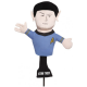 Creative Covers Novelty Golf Driver Headcover - Commander Spock