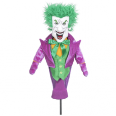 Creative Covers Novelty Golf Driver Headcover - The Joker