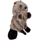 Daphnes Novelty Golf Driver Headcover - Beaver