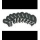Pro Tekt Neoprene Velcro Magnetic Premium Iron Covers (Left Hand)