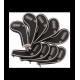 Pro Tekt Neoprene Zipped Magnetic Premium Iron Covers